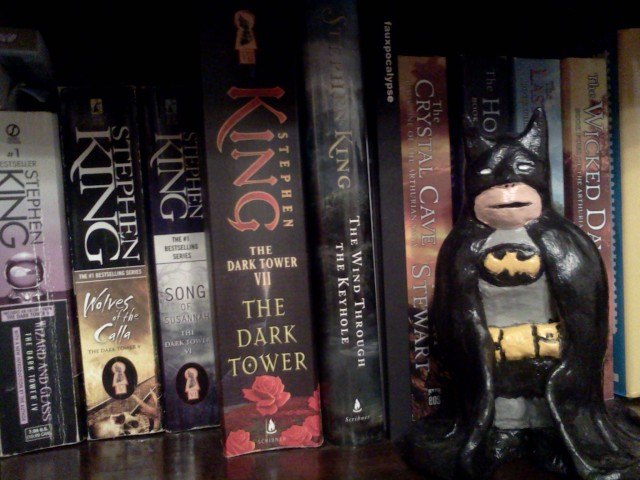 batman and books